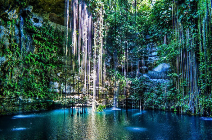 Los mejores cenotes para visitar en Yucatán